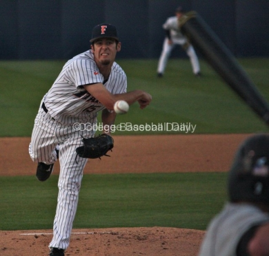 CBD Photo Gallery: Floro Sets Career-High With 9 K in 7-2 Win