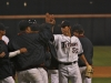 Cal State Fullerton celebrates another win.