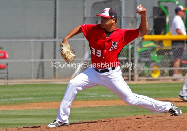 Oscar Sandoval had the longest outing of his careet.