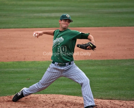 CBD Photo Gallery: Cal Poly's Wagman Dominates LMU