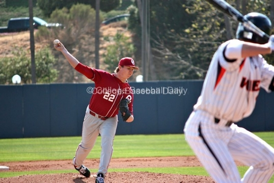 CBD Photo Gallery: #19 Oklahoma at Pepperdine (2/18)