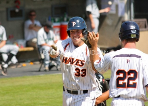 CBD Photo Gallery: Davidson, Meyer Homers Power Pepperdine's 8-3 Win