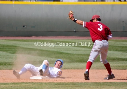 CBD Photo Gallery: Big 5th Inning Propels Stanford to Series Win at UCLA