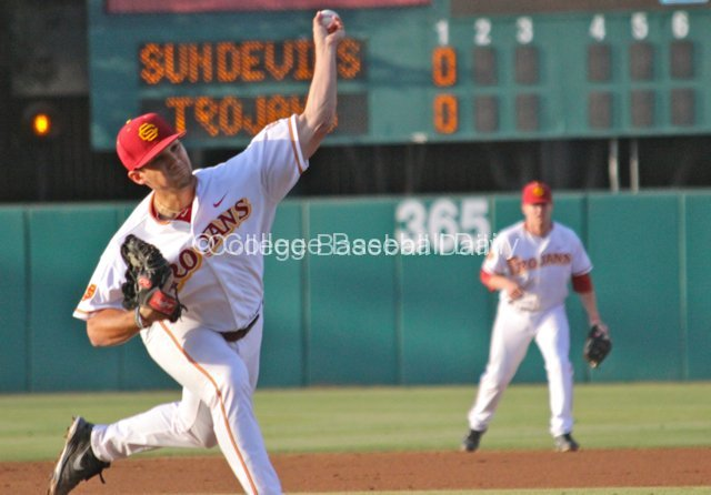 Sean Silva allowed only one hit in six innings.