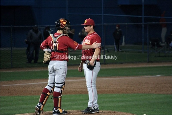 CBD Photo Gallery: Trojans Move to 4-0 With Win at Long Beach