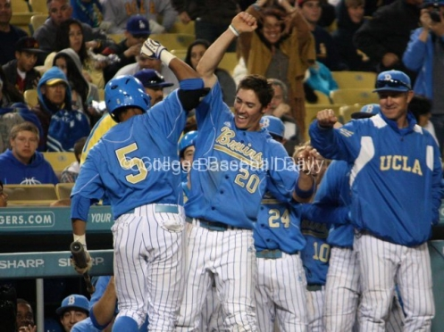 CBD Photo Gallery: UCLA Beats Rival for 11th Straight Win
