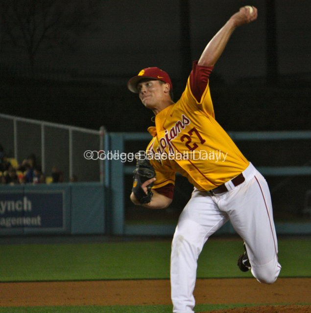 Bobby Wheatley fires a pitch.