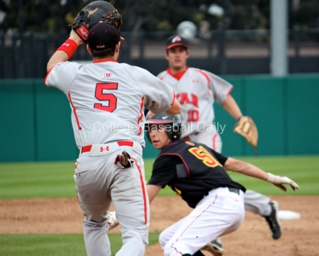 CBD Photo Gallery: Utah Takes Doubleheader In First Pac-12 Games