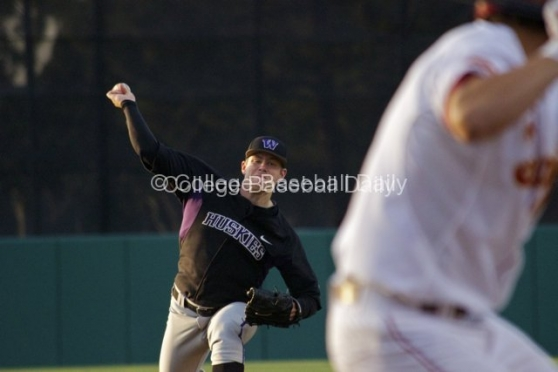CBD Photo Gallery: Aaron West Dominates USC in 91-Pitch, Four-Hit Shutout