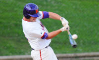 Northwestern State junior Chase Lyles received national merits after hitting .789 and four homeruns.-Courtesy: Southland.org