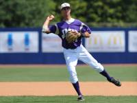 Four-year starter David Herbek returns at shortstop for JMU, shoring up the defense up the middle and providing a steady bat in the heart of the lineup.