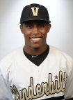 Baseball player headshots.  (John Russell/Vanderbilt University)