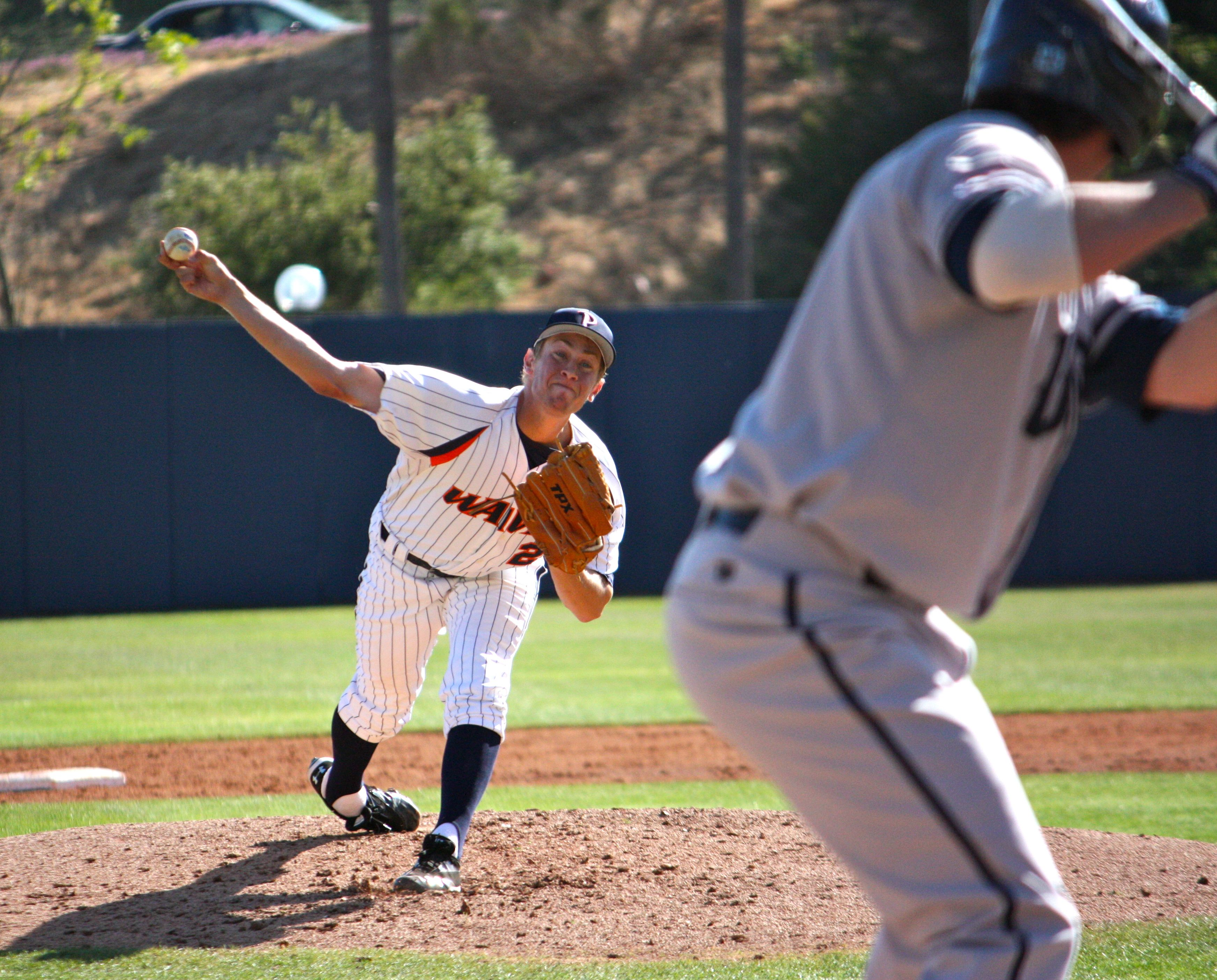 Jon Moscot pitched a complete game.