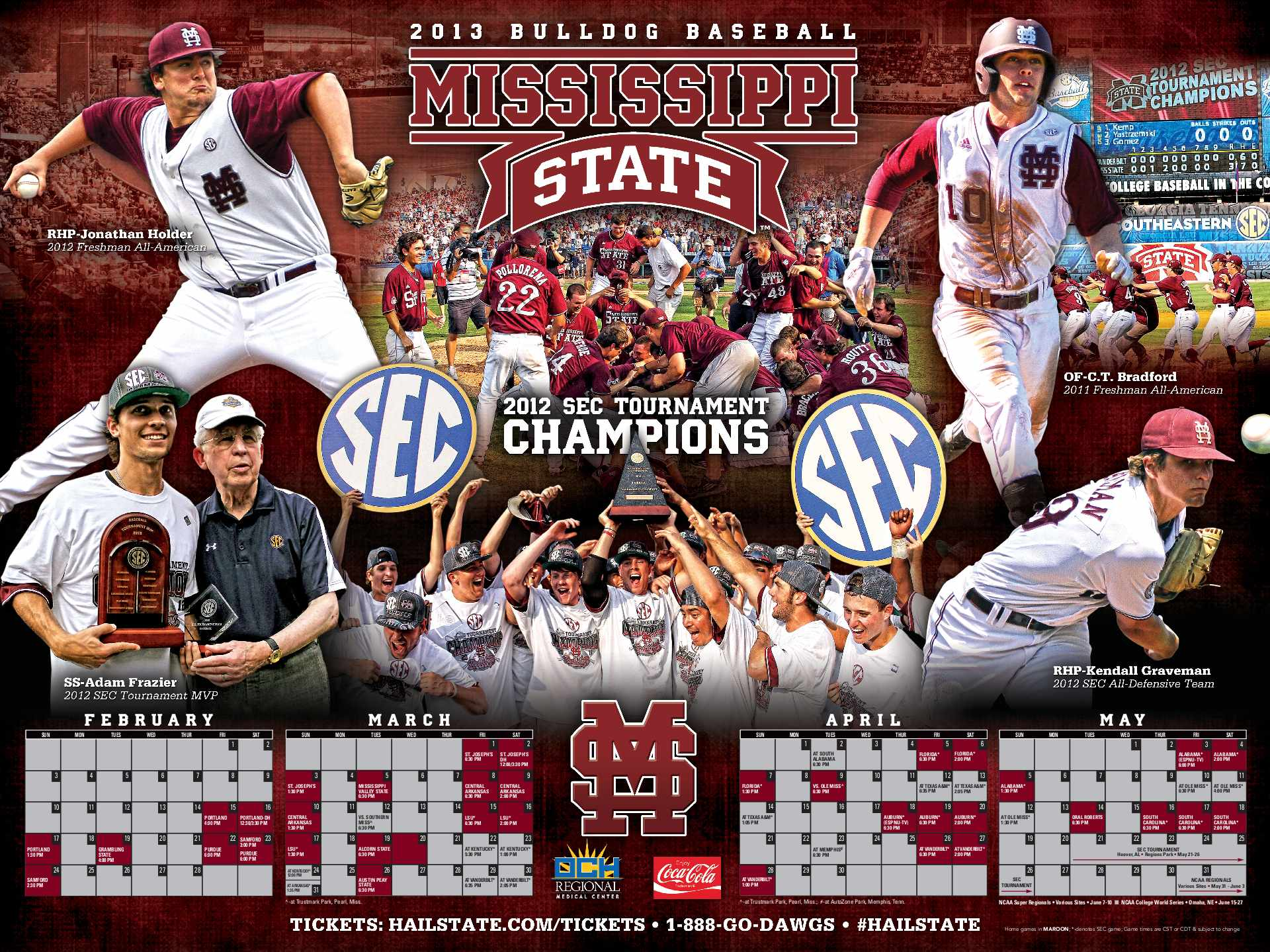 Poster of the Day: Mississippi State