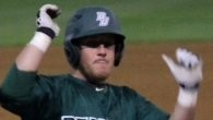 (2)Binghamton defeated (3)UAlbany 9-0 in game two of the America East championship. Jake Lambert started on the mound for the Bearcats pitching a complete game shut-out allowing two hits through...