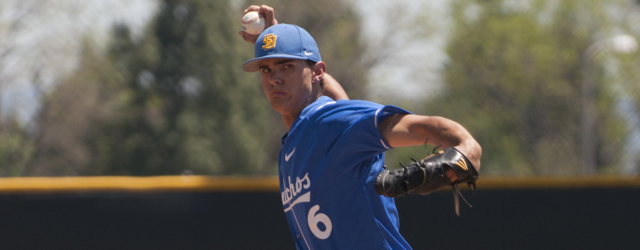 NORTHRIDGE, Calif.  Robby Nesovic pitched six strong innings and pitched in a pair of hits, including a two-run double, to help UC Santa Barbara take a 6-2 win at...