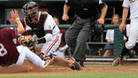 In the opening game of the 2013 College World Series, Mississippi State defeated Oregon State 5-4 to advance to the winner's bracket. (Full Recap). Check out CBD's Photo Gallery from...