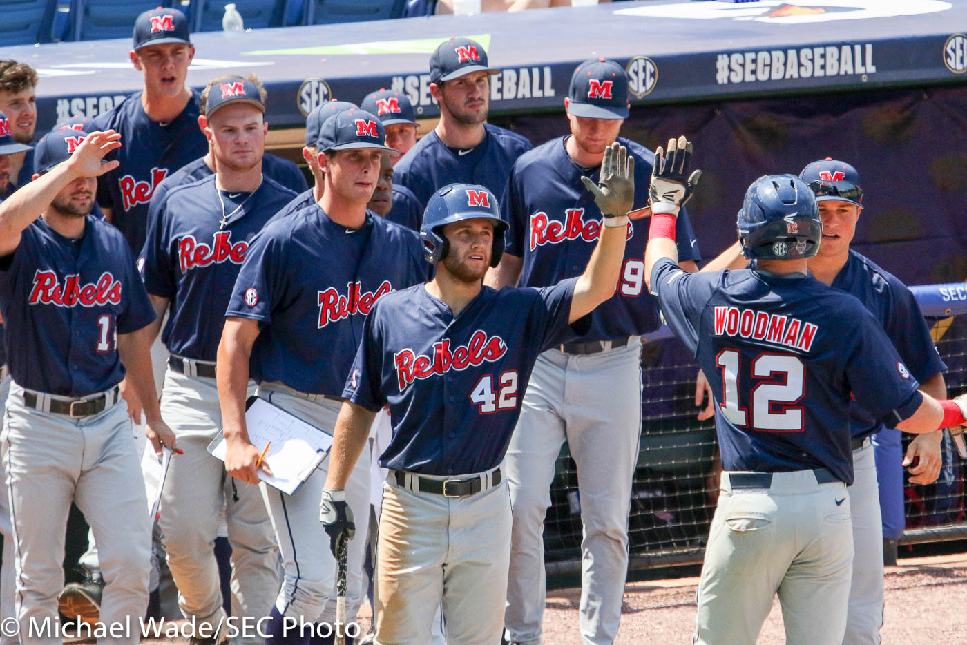 san francisco b1bb1 3b3ac Ole Miss releases 2018 Schedule - College Baseball Daily