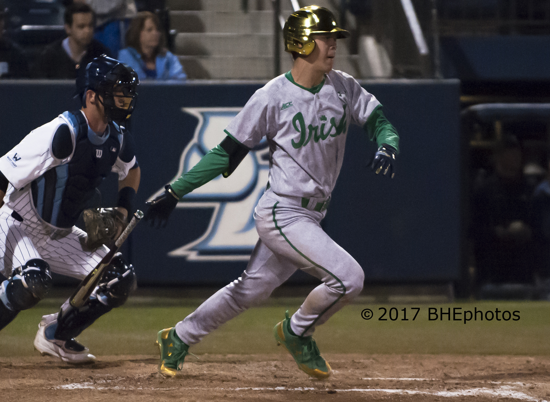 sports shoes 49263 5a557 Notre Dame releases 2018 Schedule - College Baseball Daily