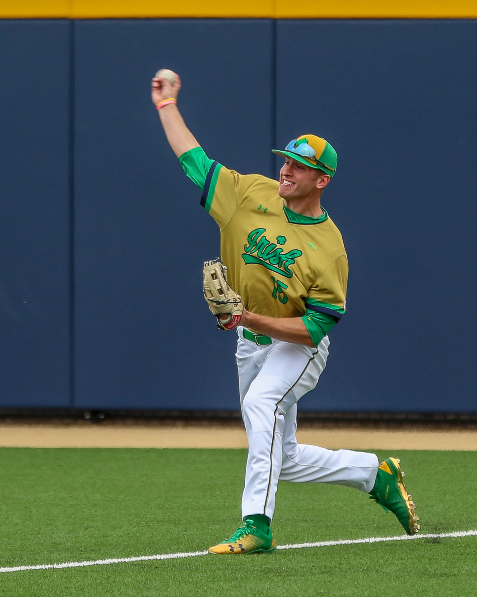 separation shoes 98431 93327 Notre Dame releases 2019 Schedule - College Baseball Daily
