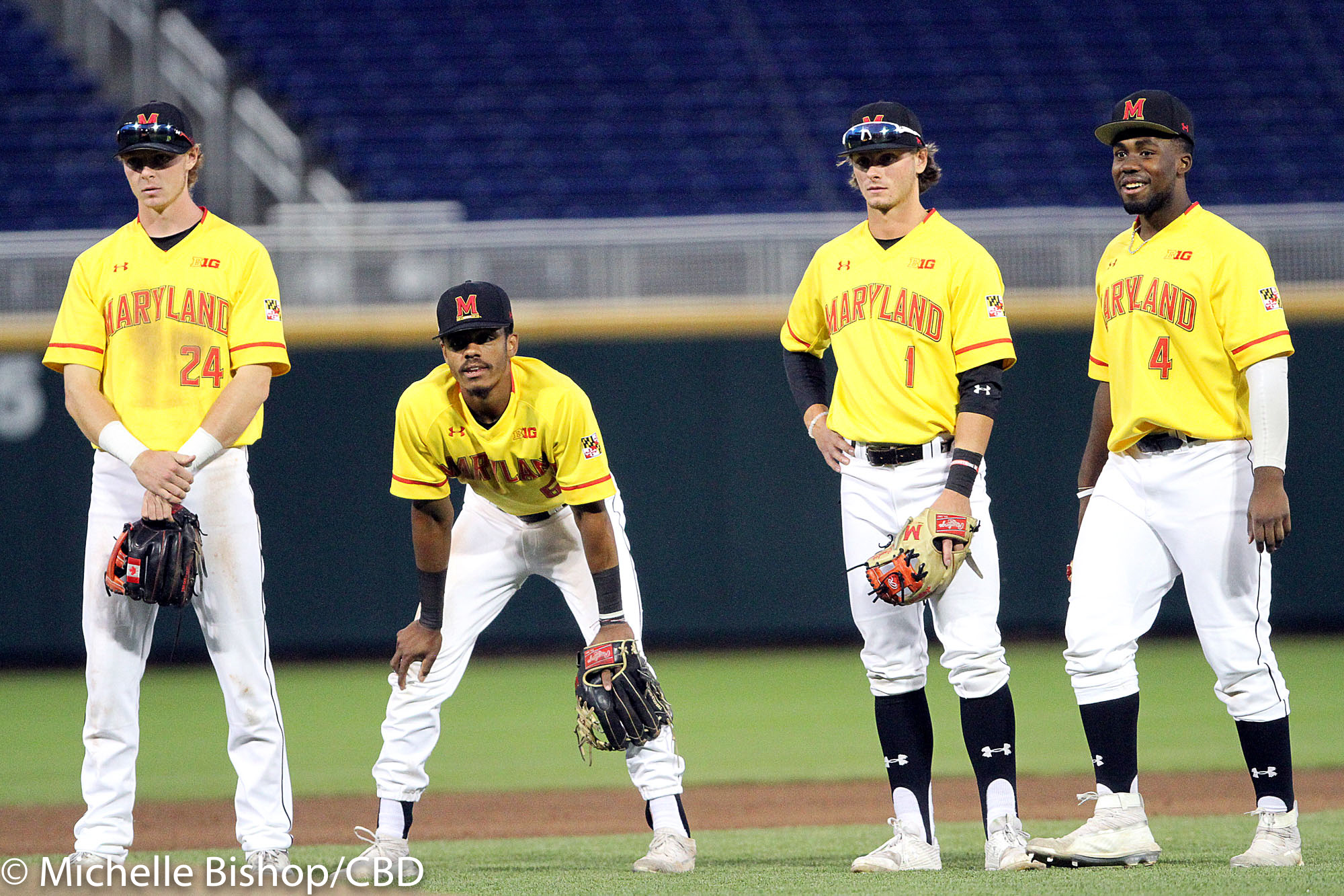 Maryland Releases 2020 Schedule College Baseball Daily