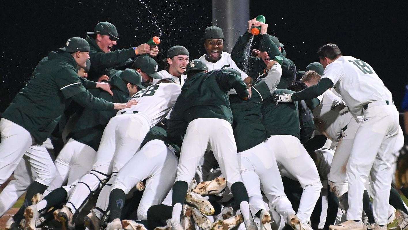 Michigan State Releases 2020 Schedule College Baseball Daily