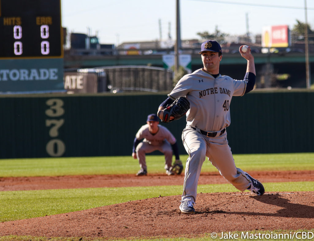 CBD Photo Gallery: Notre Dame 4 UAB 2 - College Baseball Daily